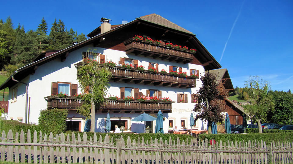 Pension Plörr in Südtirol